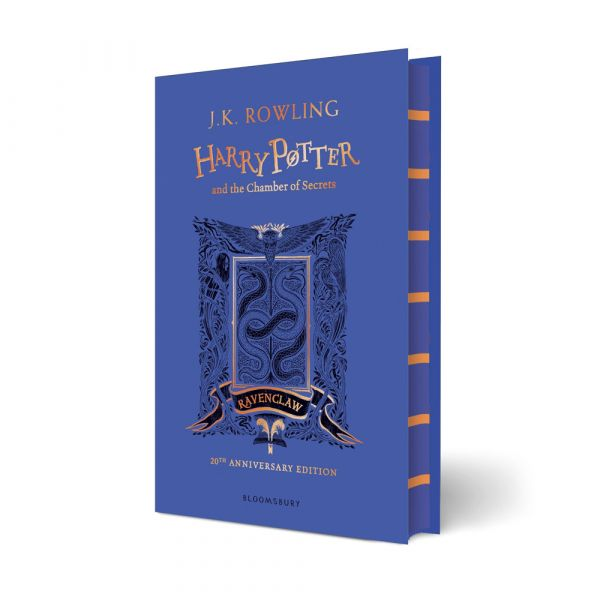 Harry Potter and the Chamber of Secrets-Ravenclaw hardback edition