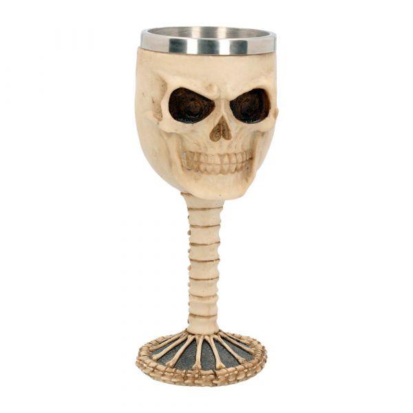 Skull Goblet 18.5cm