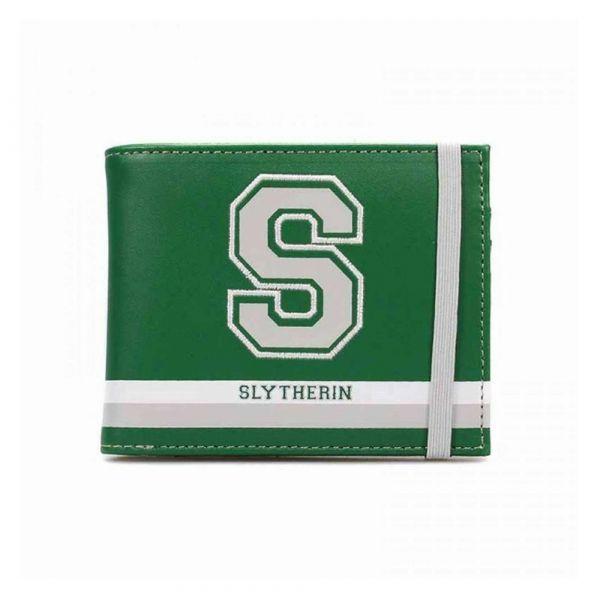 Slytherin wallet