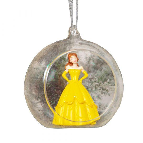 Disney Princess Belle 3D Bauble